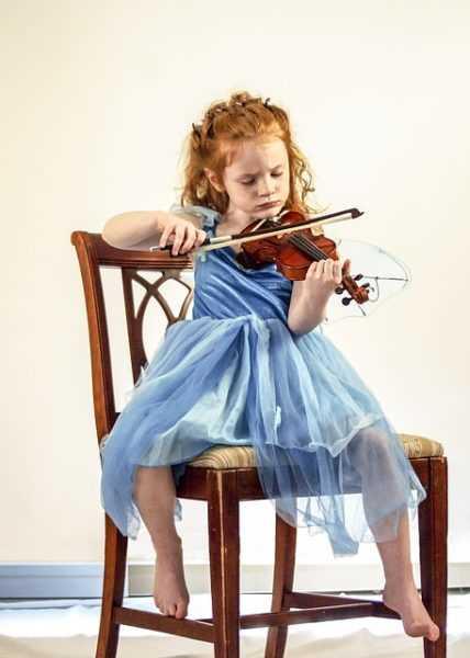 Como aprender a tocar el violín 1