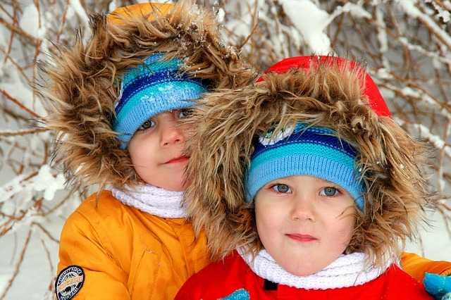 Tipos de hermanos gemelos 1