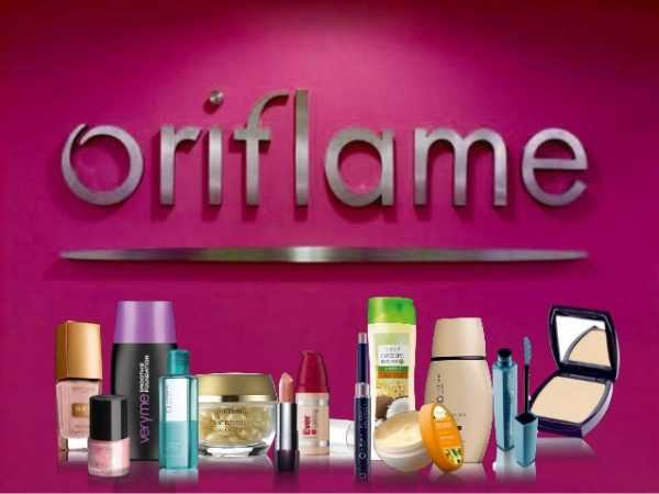 producots oriflame