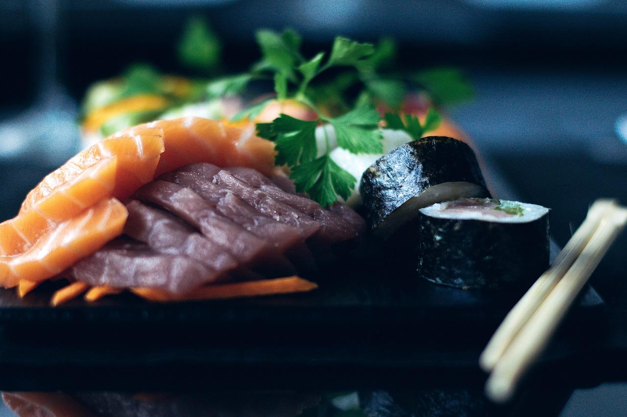 Como hacer Sushi 1