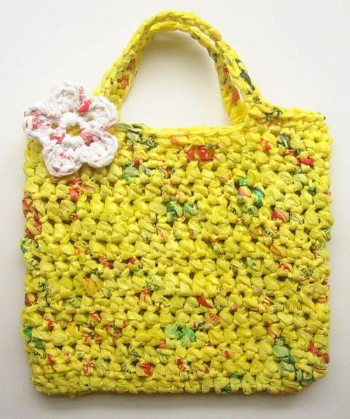Ideas para reciclar bolsas de plástico 1