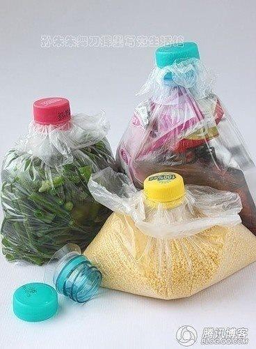 Ideas para reciclar bolsas de plástico 2