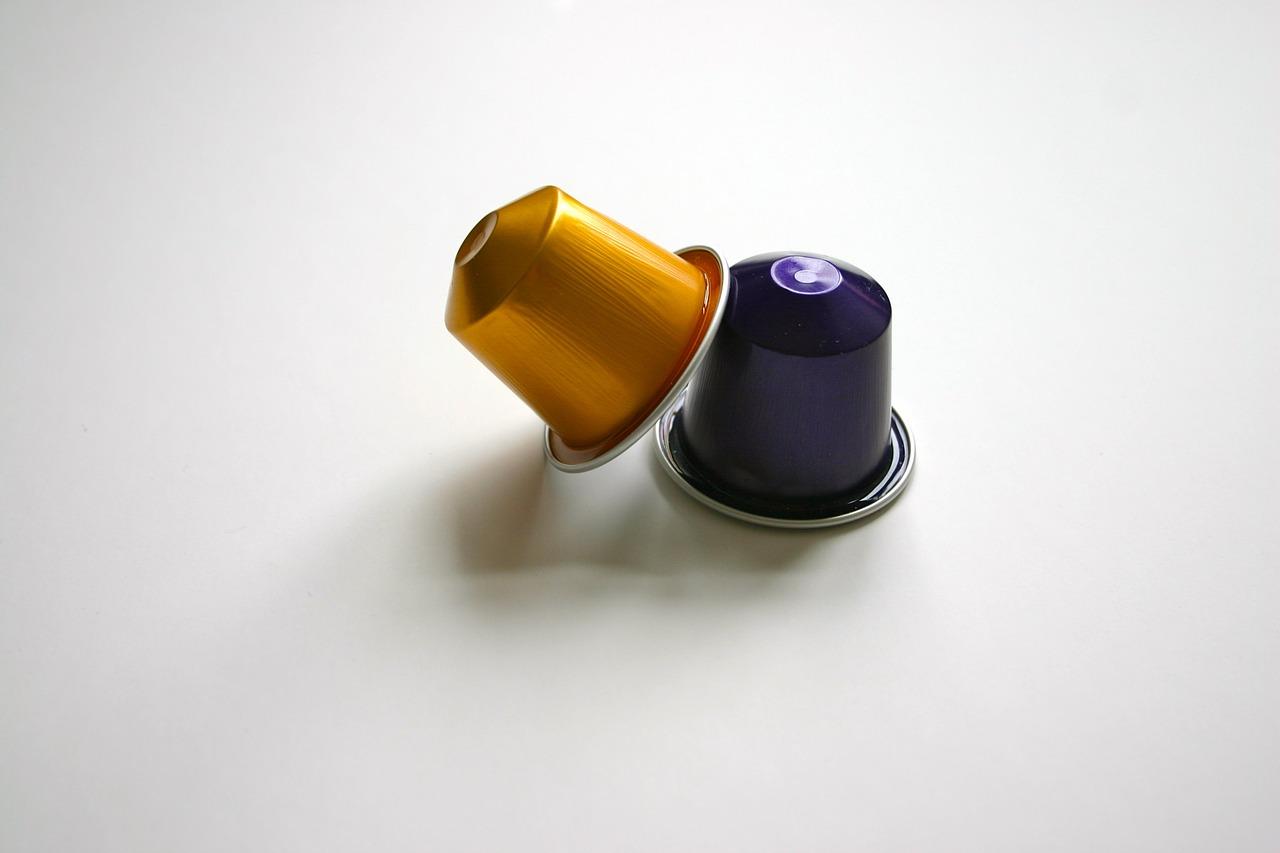 Manualidades con capsulas de café 3