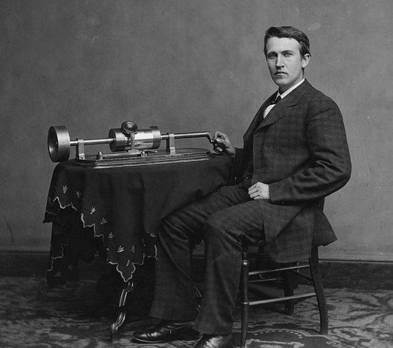 Los inventos de Thomas Edison 4