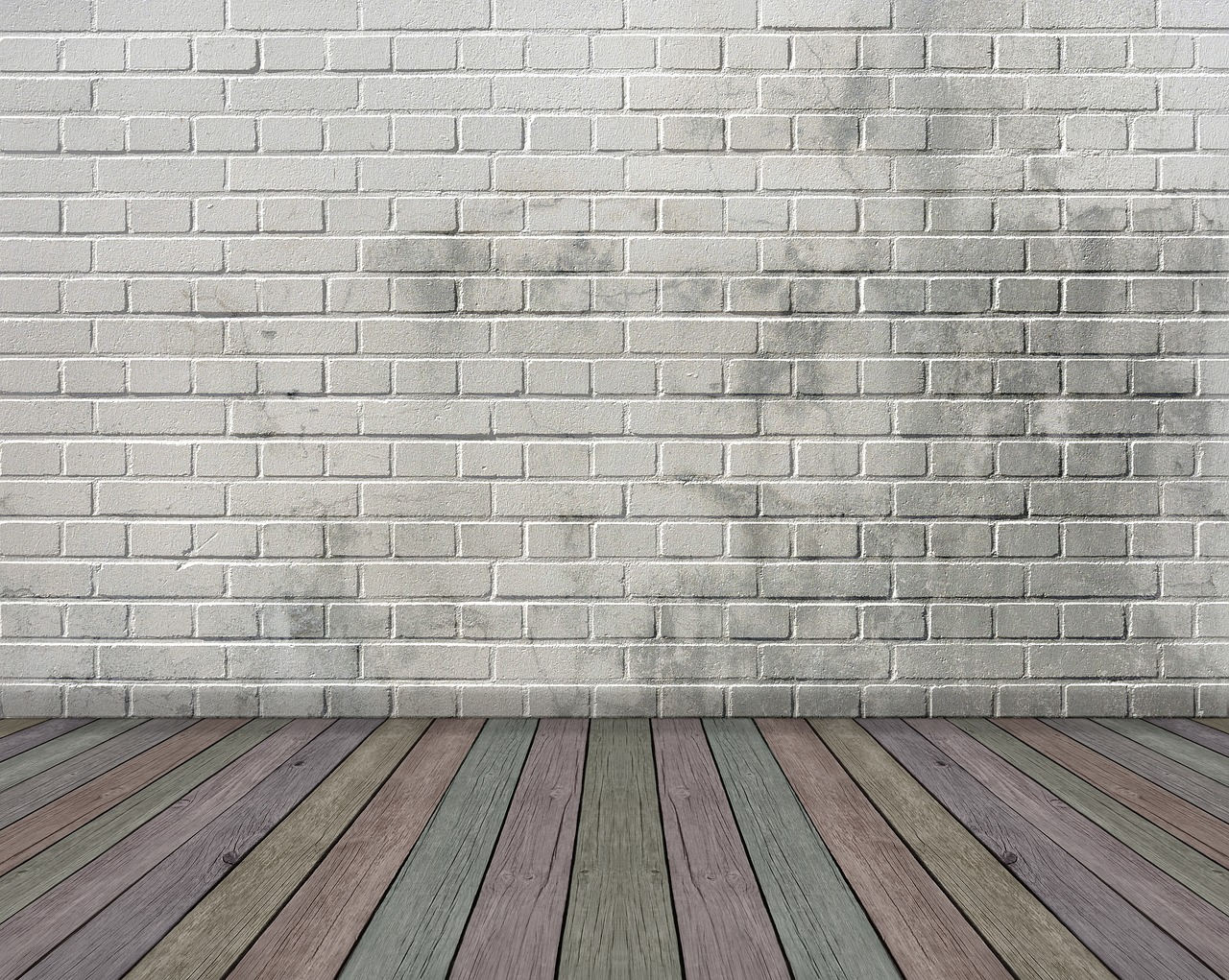 Cambiar una pared blanca for Paredes blancas