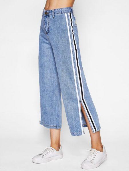 5 Looks Con Pantalones Anchos Para Triunfar