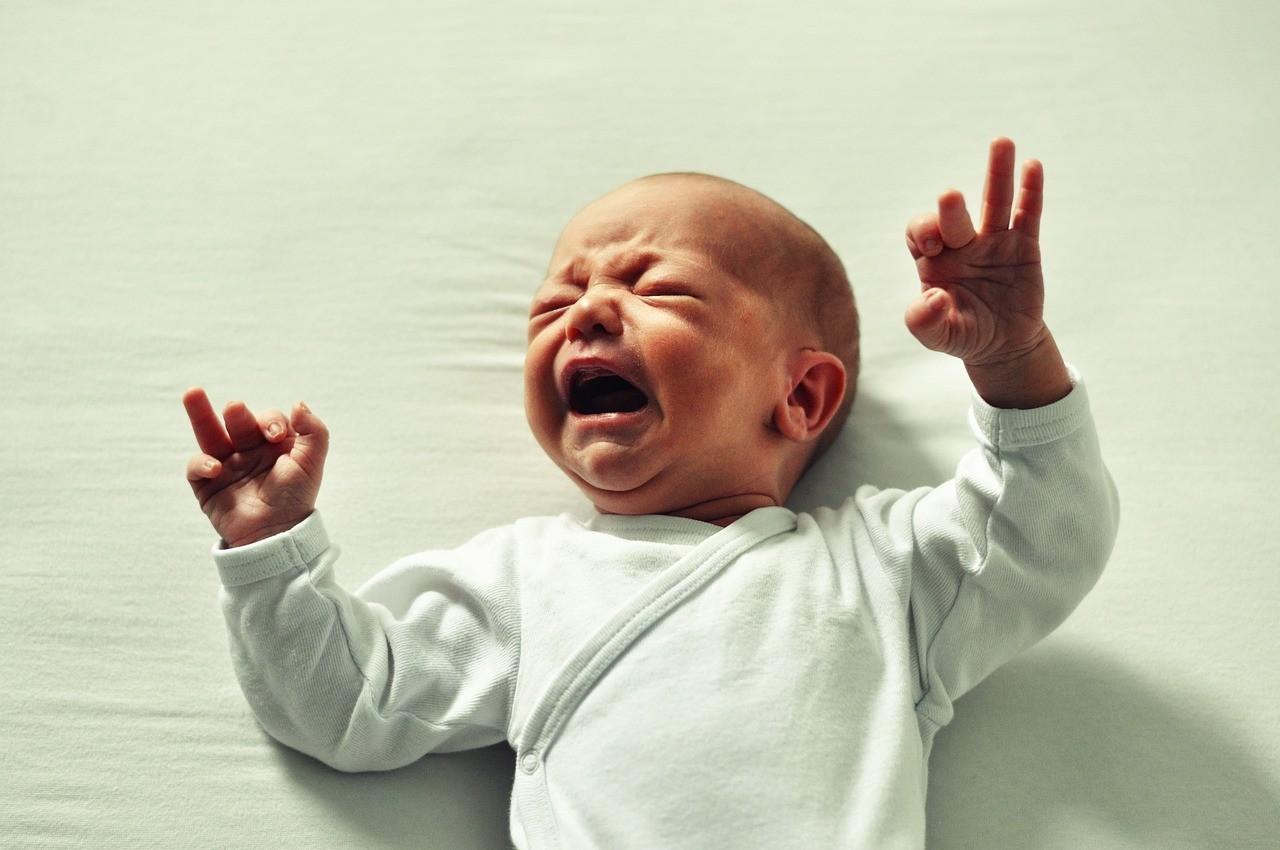 Porqué lloran los bebés cuando nacen 1