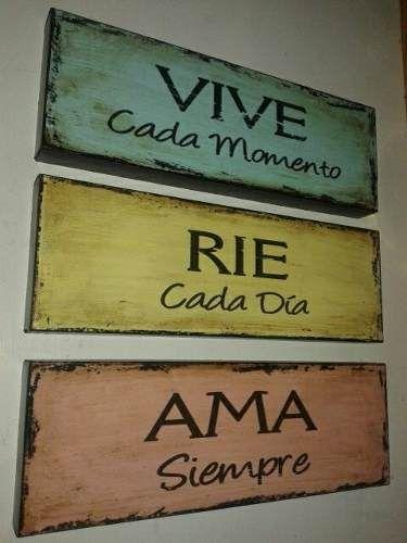 Como integrar letreros vintage en la decoración de tu hogar 1