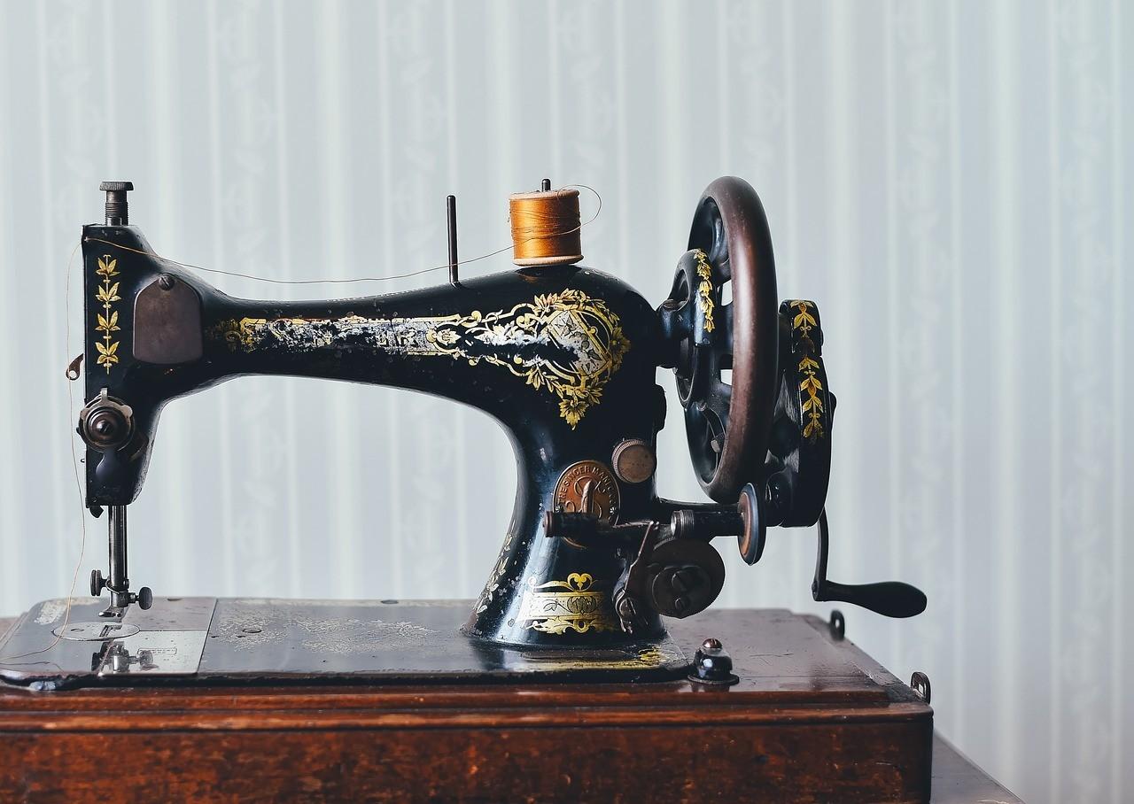 Como enhebrar una máquina de coser alfa 2