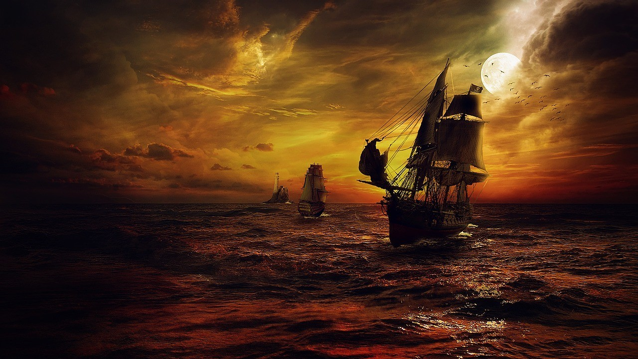 6 Piratas famosos que existieron realmente 3