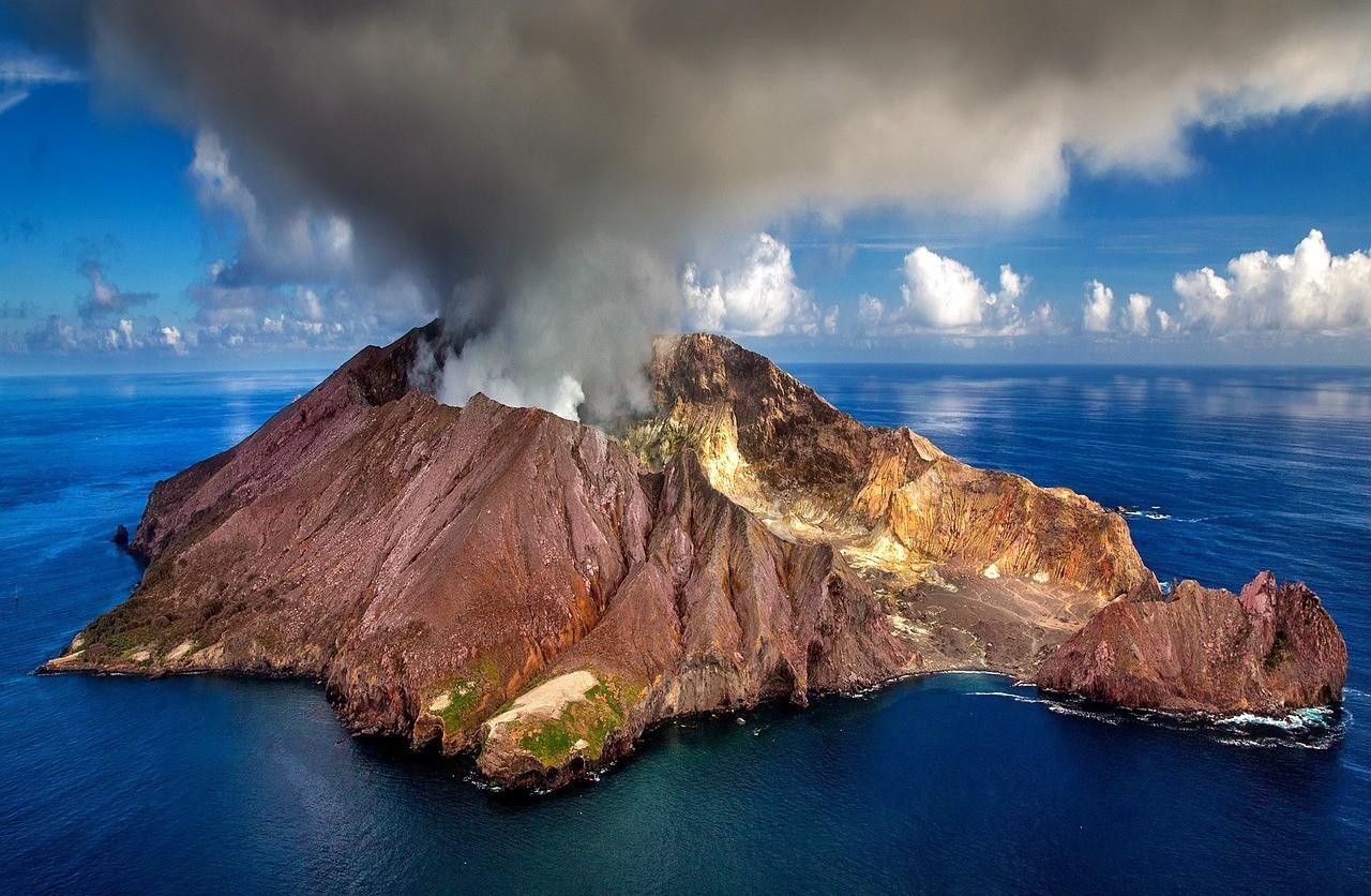 ¿Cuál es el volcán más grande del mundo? 2