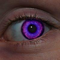 Lentillas de colores para ojos marrones 4