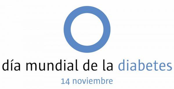 logo oficial del Día Mundial de la Diabetes