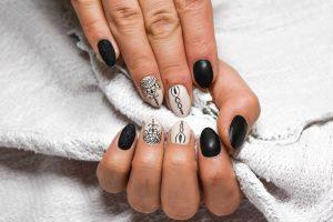estilo de uñas